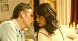 1A Ethan Hawke and Carmen Ejogo in Born to Be Blue