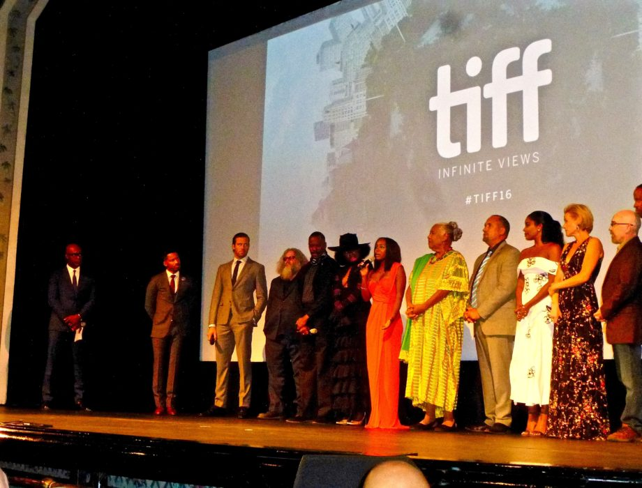 Black Films and Artists Triumph at  2016 Toronto International Film Festival