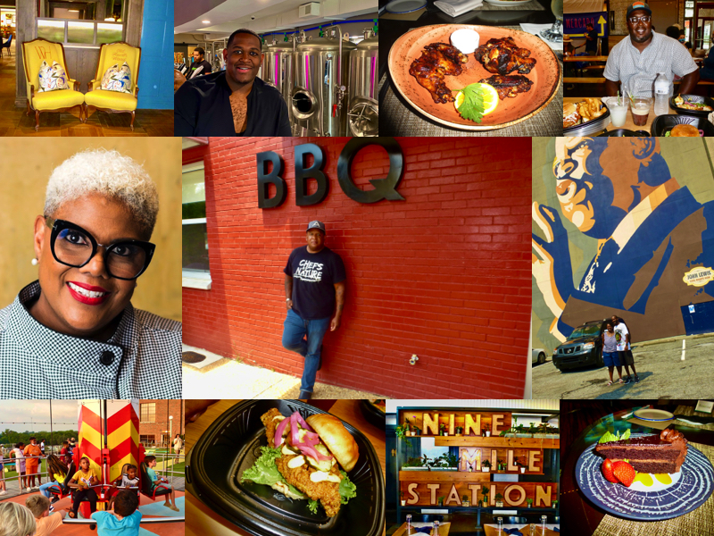 Discover Atlanta's Emerging Black Cuisine  and City Sights
