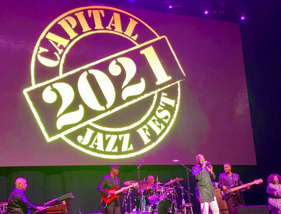 Music Lovers Reunite at Capital Jazz Fest 2021